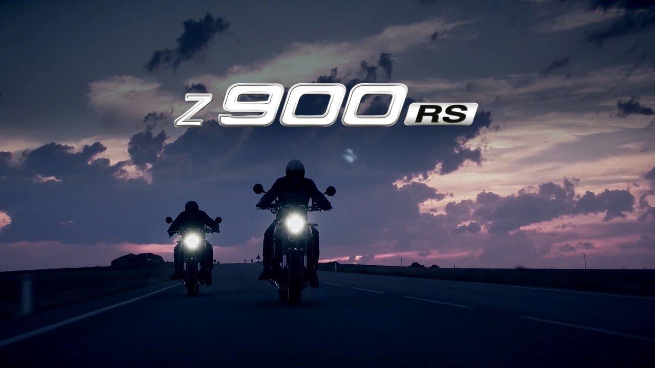 画像: 2018 Kawasaki Z900RS - True Spirit (First Glimpse) youtu.be