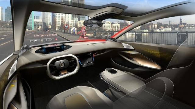 画像3: こんなハイテクな運転席の将来もそう遠くない?コンチネンタルが描く未来のコックピット【本日の敏感】