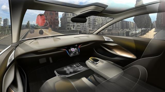 画像2: こんなハイテクな運転席の将来もそう遠くない?コンチネンタルが描く未来のコックピット【本日の敏感】