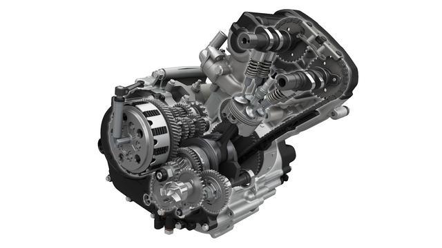 画像1: エンジンのキャラが濃いかも?