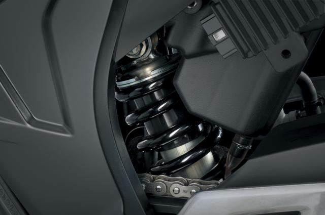 画像3: エンジンのキャラが濃いかも?
