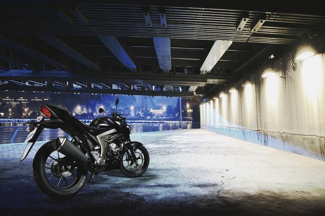 画像3: 【SUZUKI】GSX-S125が10月11日に発売決定! ミニマムGSXは「リアルスポーツ」で攻めてくる?