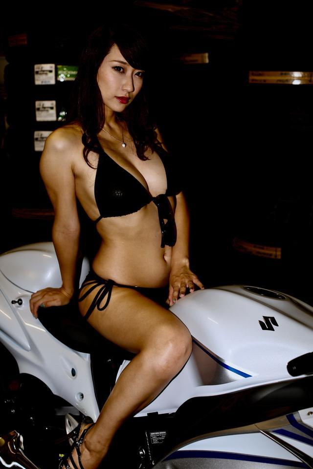 画像3: 【Beauty & Bike】ミクと隼 vol.01