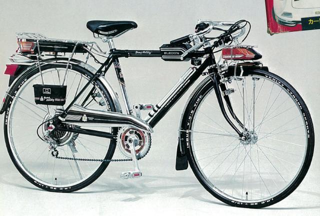 画像: ▲写真の「YTエレコン(YT- 5EKW)」は丸石サイクルのスーパーカー自転車のトップモデル で、価格は5万6800円。