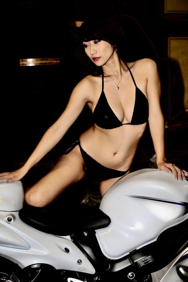 画像2: 【Beauty & Bike】ミクと隼 vol.05