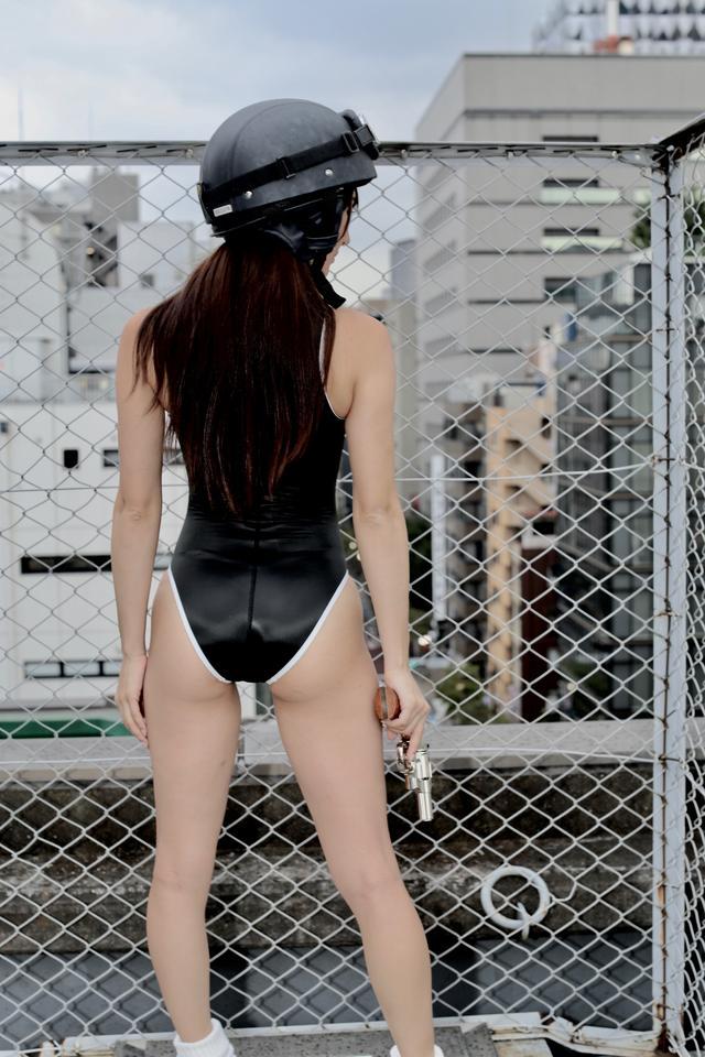 画像2: グラビア【ヘルメット女子】SING vol.05
