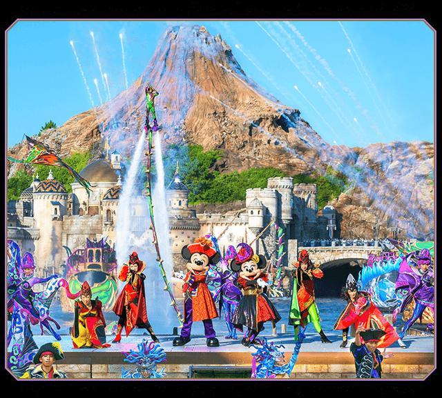 画像: ディズニーシー☆ www.tokyodisneyresort.jp