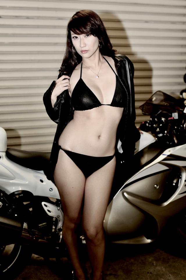 画像1: 【Beauty & Bike】ミクと隼 vol.10