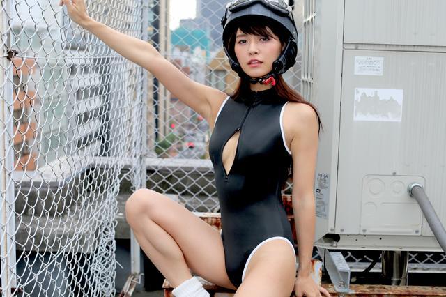 画像1: グラビア【ヘルメット女子】SING vol.12