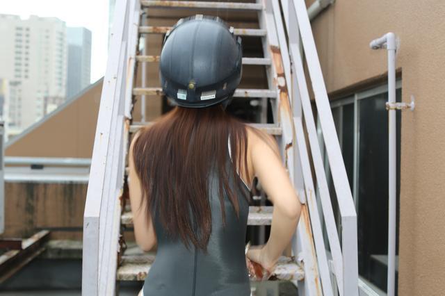 画像2: グラビア【ヘルメット女子】SING vol.13