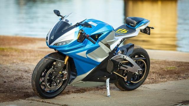 画像: Lightning LS-2??R: The world's fastest production motorcycle gets a whole lot faster