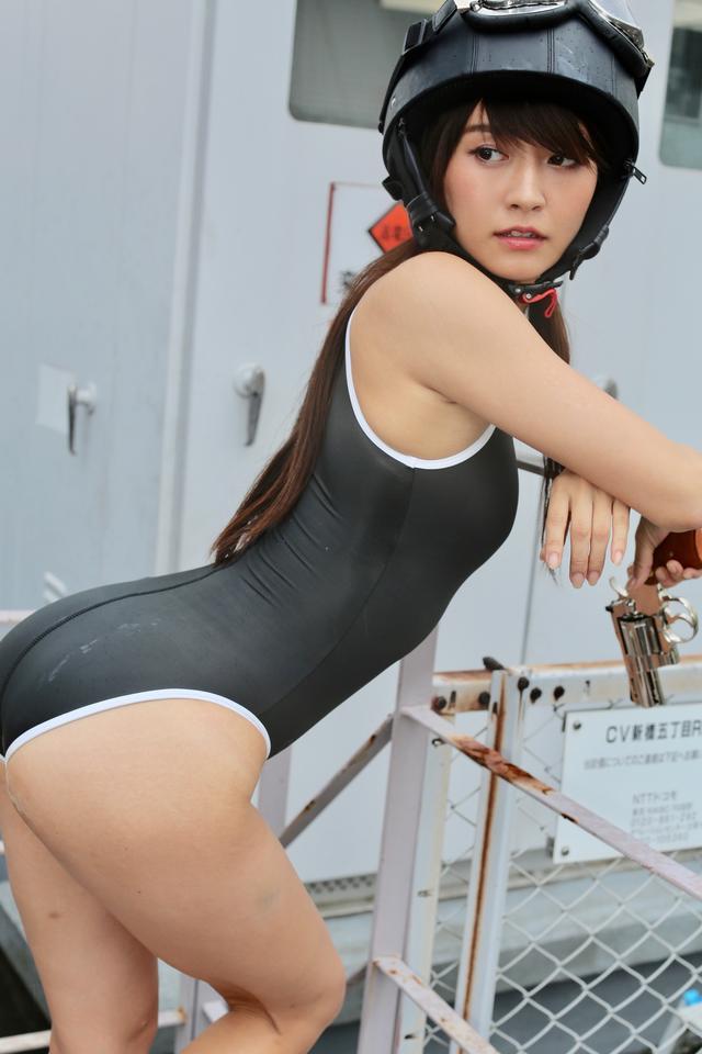画像3: グラビア【ヘルメット女子】SING vol.19