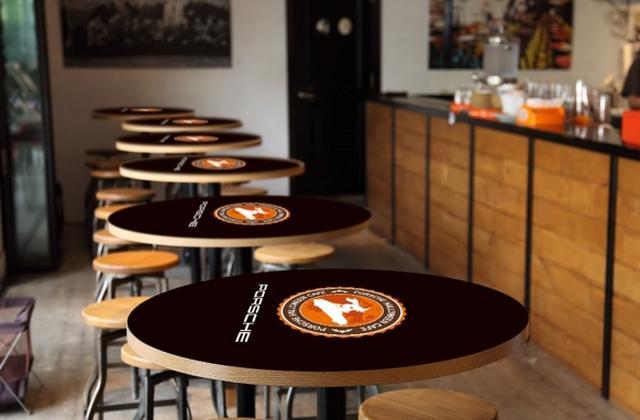 画像2: ポルシェのカフェがTENOHA代官山に期間限定オープン!【ロレンス的ニュース】