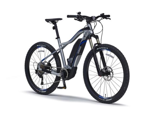 画像: 電動アシスト自転車の新たな価値を創出する「YPJ」シリーズの新提案。第44回東京モーターショーに出展した「YPJ-MTB Concept」をベースに、最新のパワーユニット「PW-X」を搭載し、より市販モデルに近づけたマウンテンバイク「YPJ-XC」。加えて、欧州で定評のあるパワーユニット「PW-SE」を搭載し、YPJシリーズにさらなる大容量バッテリーとパワーを与えたクロスオーバーロードバイク「YPJ-ER」、フラットバーロードバイク「YPJ-EC」、トレッキングバイク「YPJ-TC」の4モデルを出展します。
