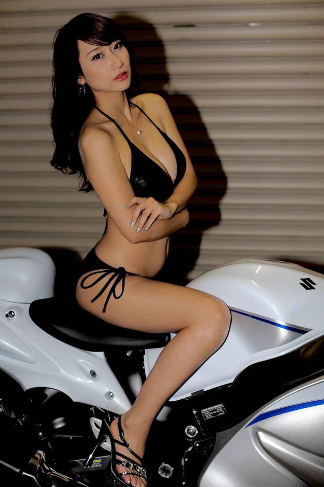画像: 【Beauty & Bike】ミクと隼 vol.18 lrnc.cc