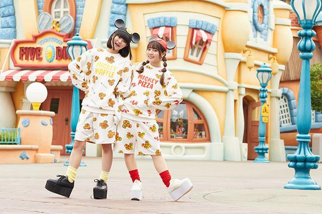 """画像: 限定販売!!""""PUNYUS""""×東京ディズニーランドがコラボ!!!"""