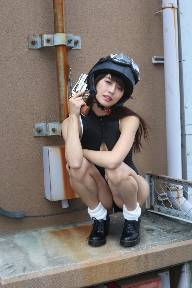 画像4: グラビア【ヘルメット女子】SING vol.23