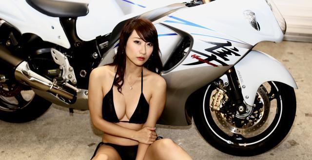 画像2: 【Beauty & Bike】ミクと隼 vol.23