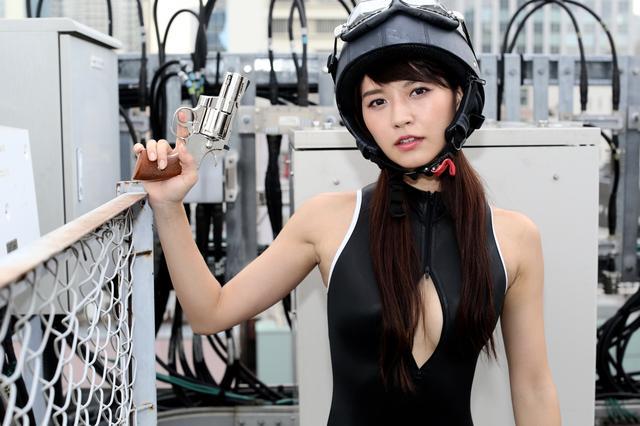 画像2: グラビア【ヘルメット女子】SING vol.26