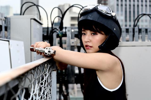 画像1: グラビア【ヘルメット女子】SING vol.27