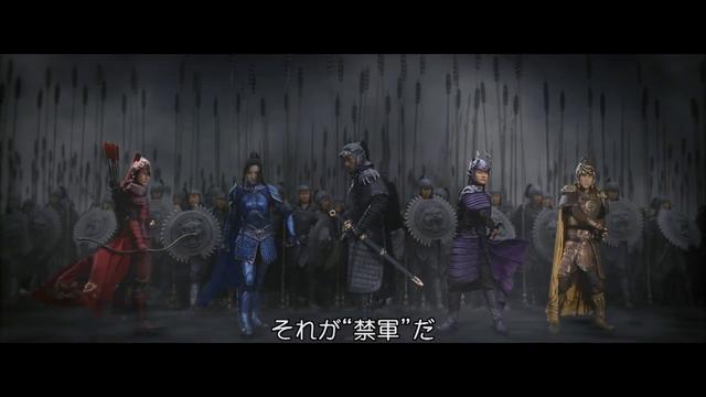 """画像: 『グレートウォール』 """"長城防衛の禁軍"""" 特別映像 www.youtube.com"""