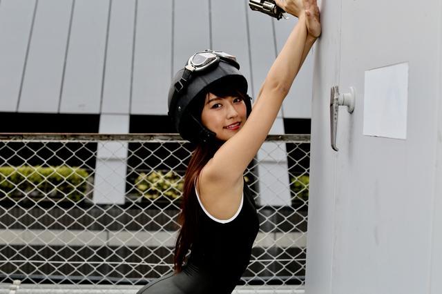 画像2: グラビア【ヘルメット女子】SING vol.28