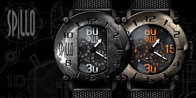 画像2: イタリア時計 SPILLO / スピーロ 日本公式サイト