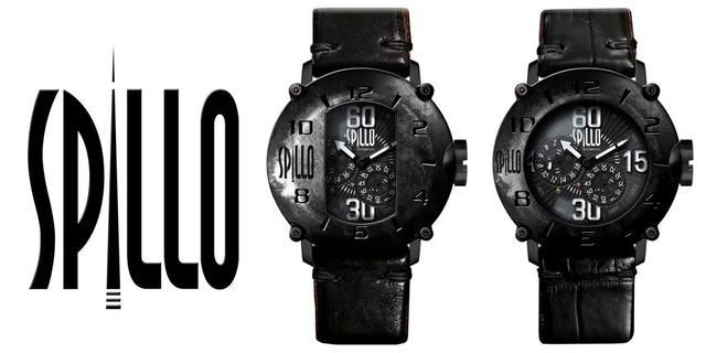 画像: ヴィンテージ感溢れるレザーストラップモデル を発売 | イタリア時計 SPILLO / スピーロ 日本公式サイト