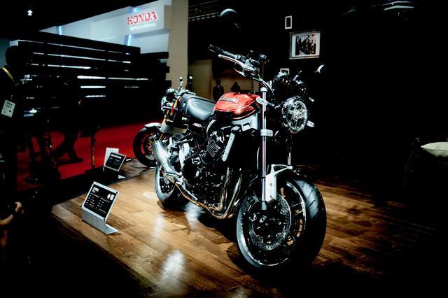 画像: KAWASAKI Z1(900 Super Four)の面影を宿した最新ネイキッドマシン Kawasaki  Z900RSが正式にお披露目