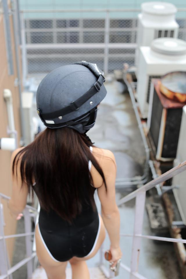 画像3: グラビア【ヘルメット女子】SING vol.31