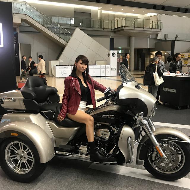 画像: 車の祭典だからトライクにも注目だ! in 第45回東京モーターショー2017(10月27日-11月5日)