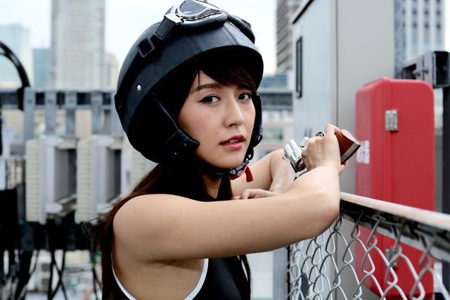 画像1: グラビア【ヘルメット女子】SING vol.31
