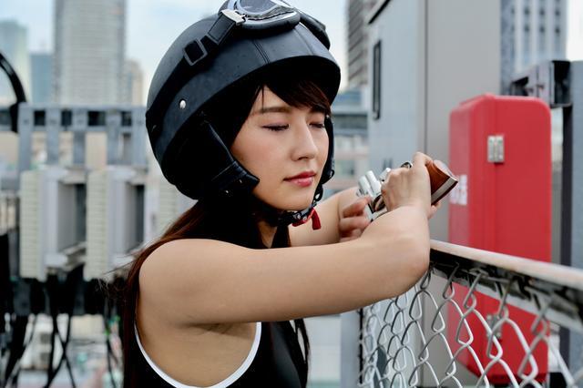 画像2: グラビア【ヘルメット女子】SING vol.31