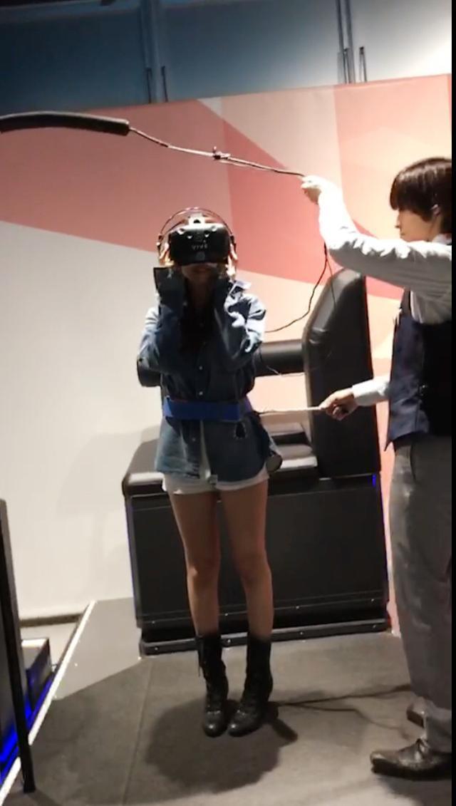 画像1: こんなの初めて♡念願のVR ZONE SHINJUKUに行ってみた!!【水曜日のミク様】