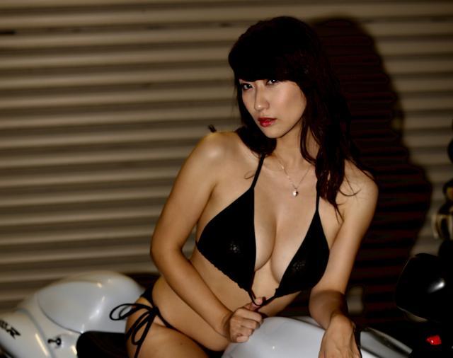 画像3: 【Beauty & Bike】ミクと隼 vol.39