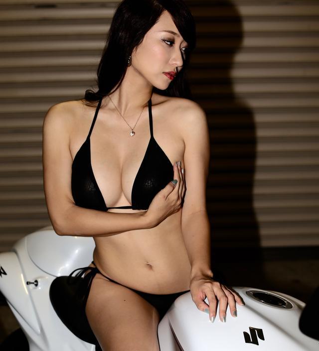 画像2: 【Beauty & Bike】ミクと隼 vol.40