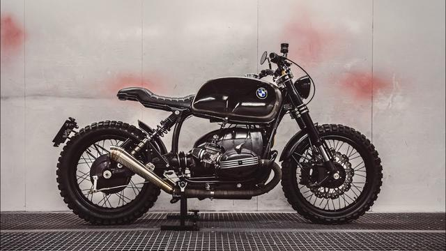 画像: Custom BMW R100RS by Bolt Motor Co. www.youtube.com