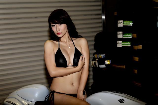 画像2: 【Beauty & Bike】ミクと隼 vol.41