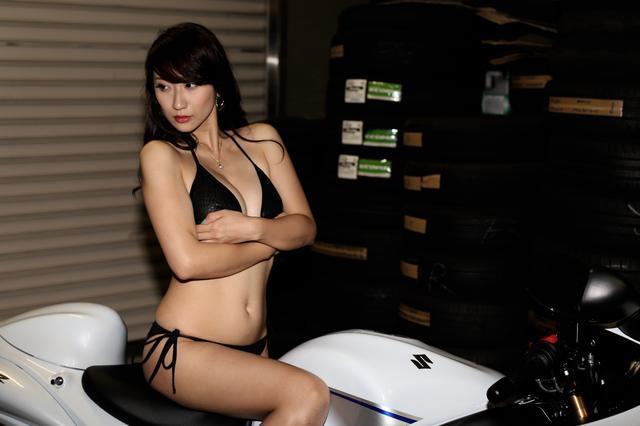 画像3: 【Beauty & Bike】ミクと隼 vol.42