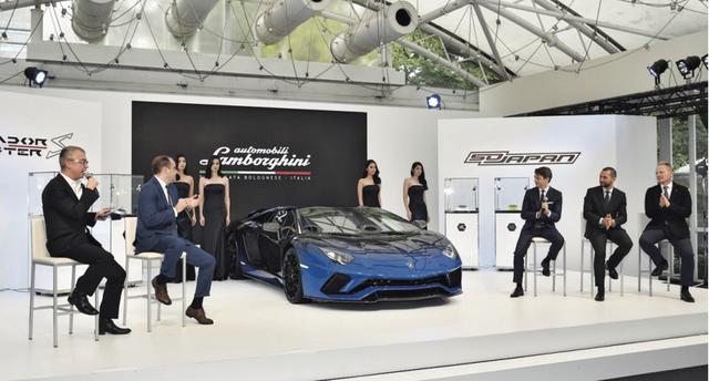 画像: ランボルギーニ デイ 2017。みんなの憧れのあのスーパーカーブランドは、●●年前に日本輸出を開始したんだってよ。