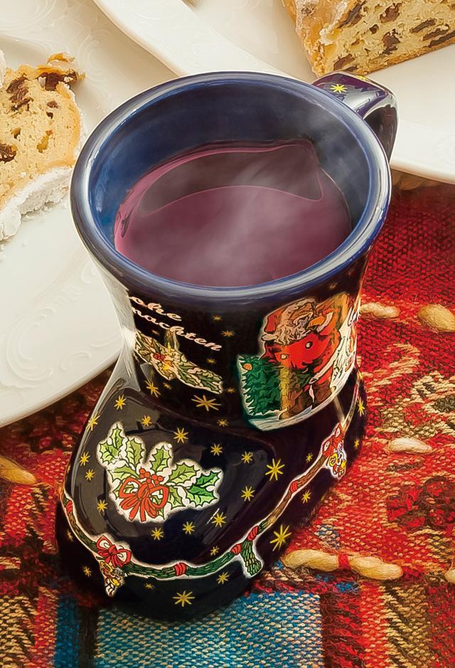 画像: ロードグリューワイン(赤) www.yokohama-akarenga.jp
