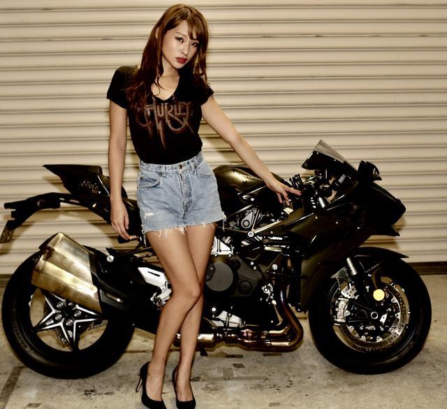 画像1: 【Beauty & Bike】あやとH2 vol.01