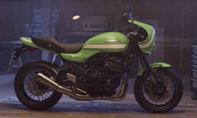 Kawasaki Z900rs、オフィシャルカスタムの発表が続く。 Lawrence Motorcycle