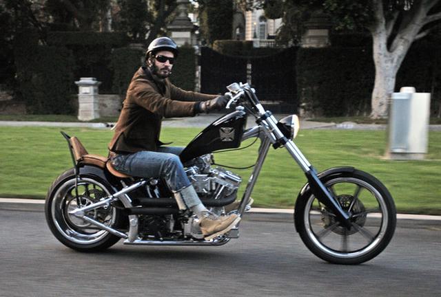 画像: 15万ドル(約1800万円)でキアヌリーブスとツーリングに行ける権利が手に入ります!! - LAWRENCE - Motorcycle x Cars + α = Your Life.