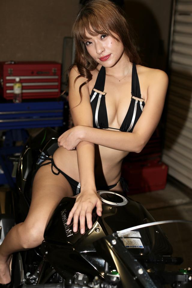 画像2: 【Beauty & Bike】あやとH2 vol.09