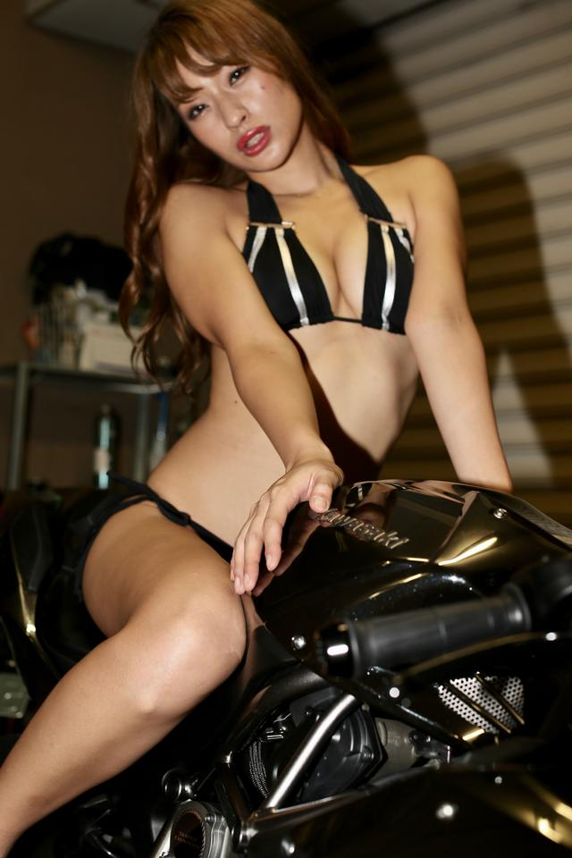画像1: 【Beauty & Bike】あやとH2 vol.09