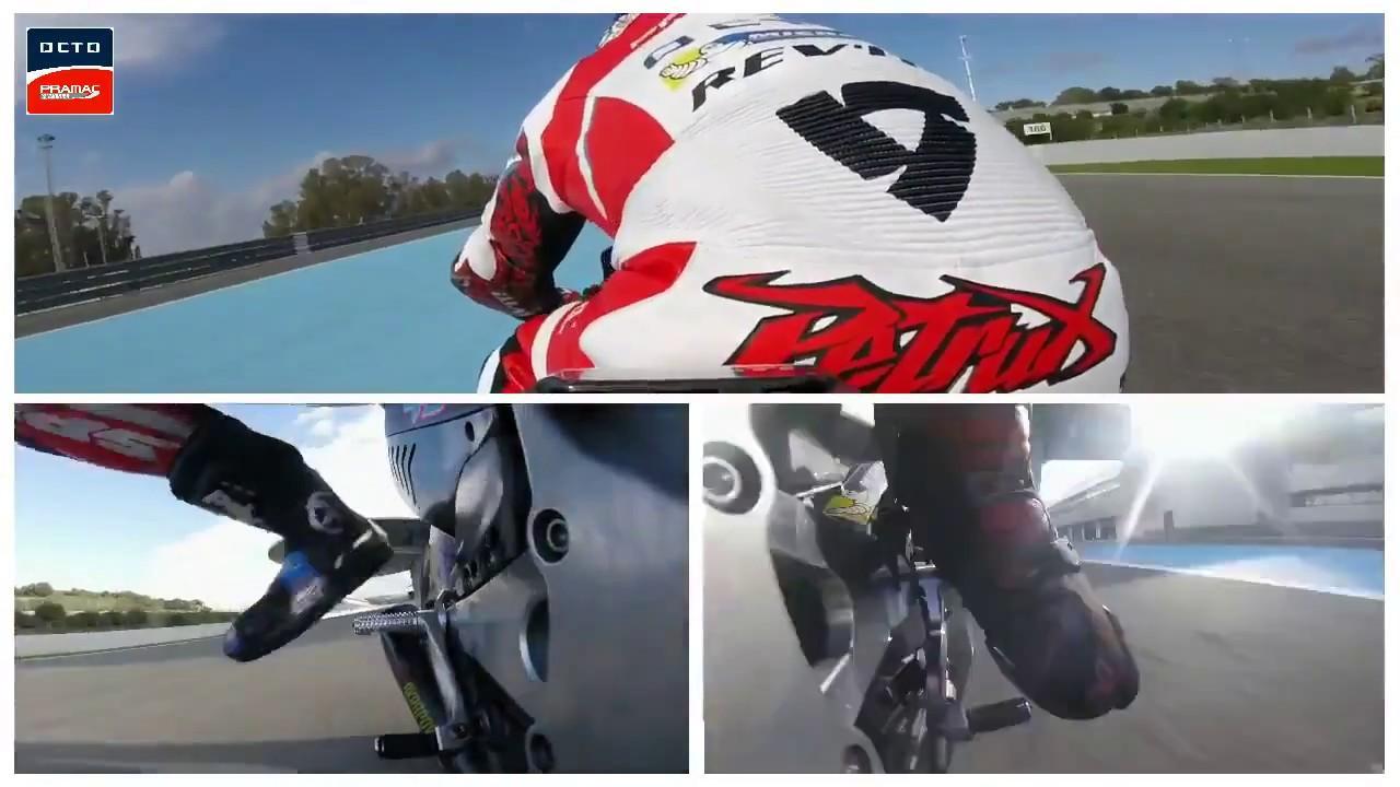 画像: MotoGp tutorial - Gear, brake, ride! youtu.be