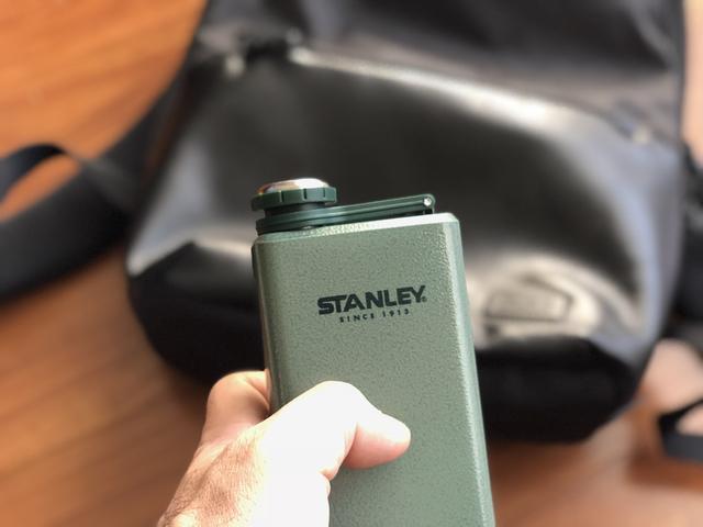 画像: アル中じゃないっ使い道はこれから: STANLEY(スタンレー) SSフラスコ 0.23L