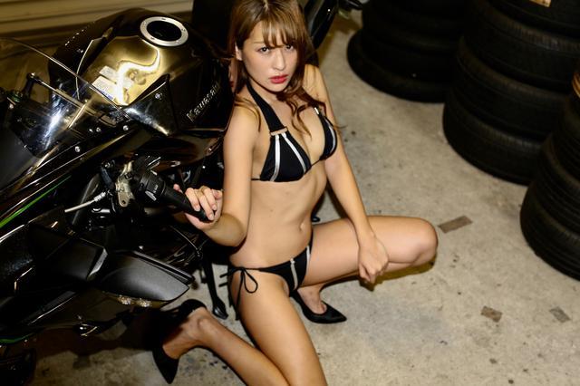 画像3: 【Beauty & Bike】あやとH2 vol.18