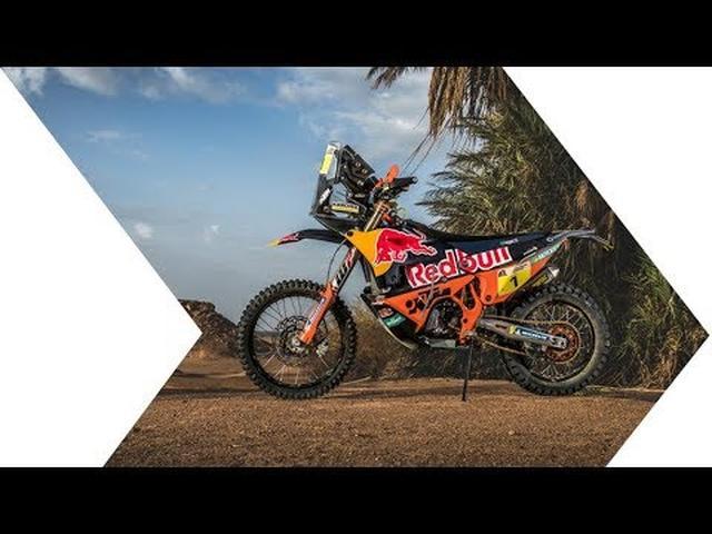 画像: KTM IS READY TO RACE DAKAR 2018 | KTM youtu.be